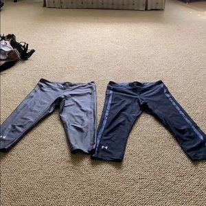 Women's underarmour leggings